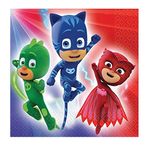 PJ Masks Party Supplies Tableware for 8 Guests