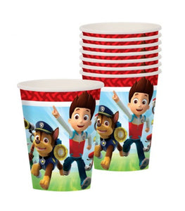 Paw Patrol Party Supplies Tableware for 8 Guests