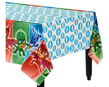 Load image into Gallery viewer, PJ Masks Party Supplies Tableware for 8 Guests