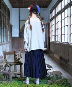 2021秋冬 Line Pleats Skirt