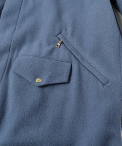 2020秋冬 WILD SILK GUERNSEY SWEATER