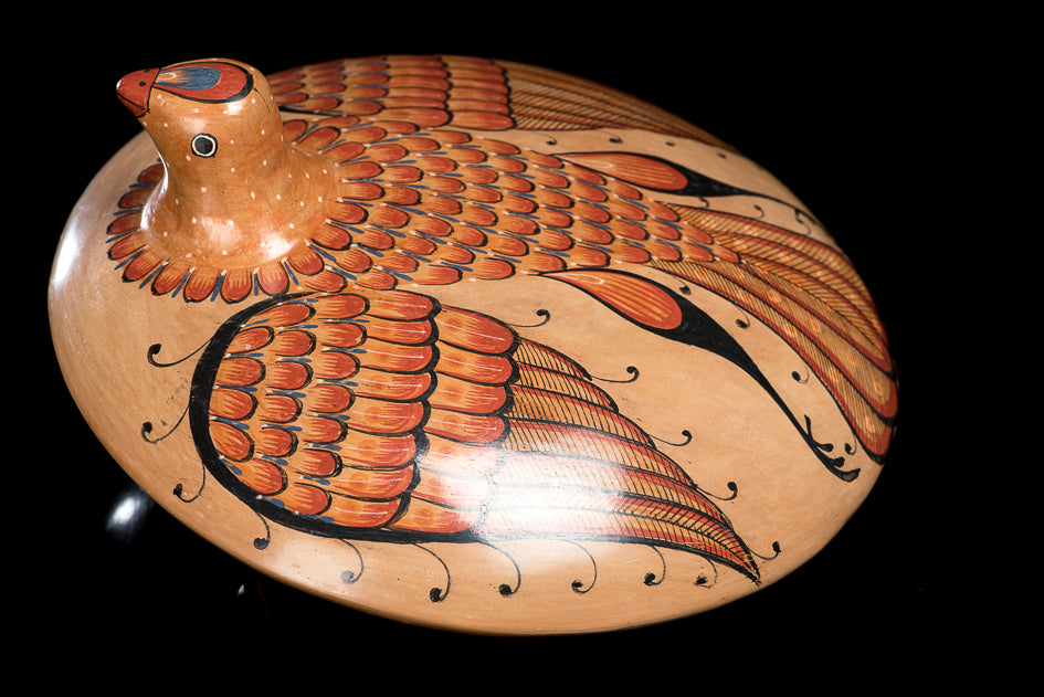 Burnished-clay-dove-churumbela-from-Jalisco-Mexico