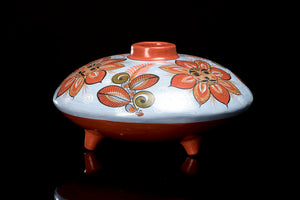 Burnished-clay-churumbela-with-sun-from-Jalisco-Mexico