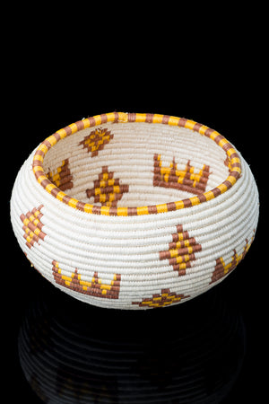 Handmade basket from Sonora Mexico