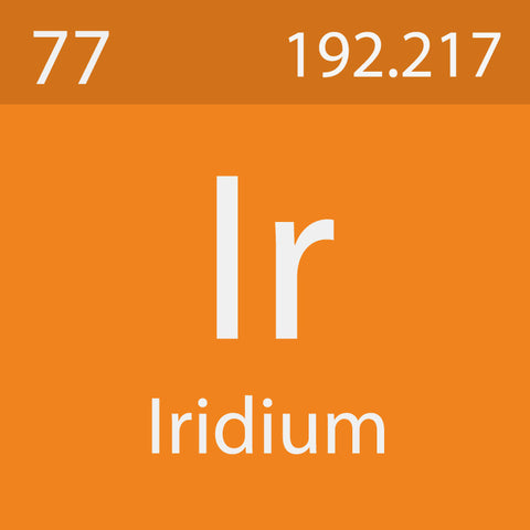 Colloidal Iridium