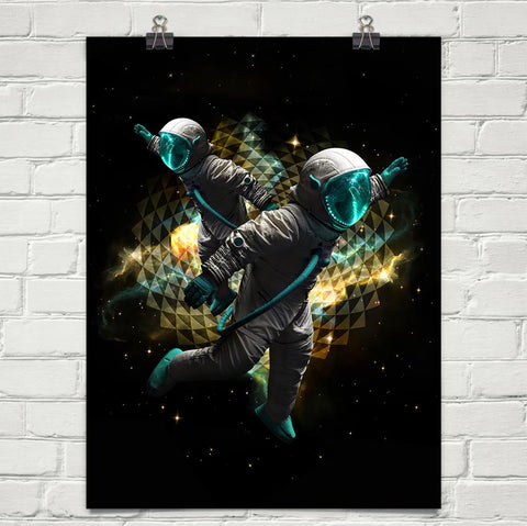 Cosmic Twins Poster