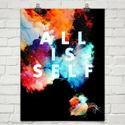 All Is Self Poster
