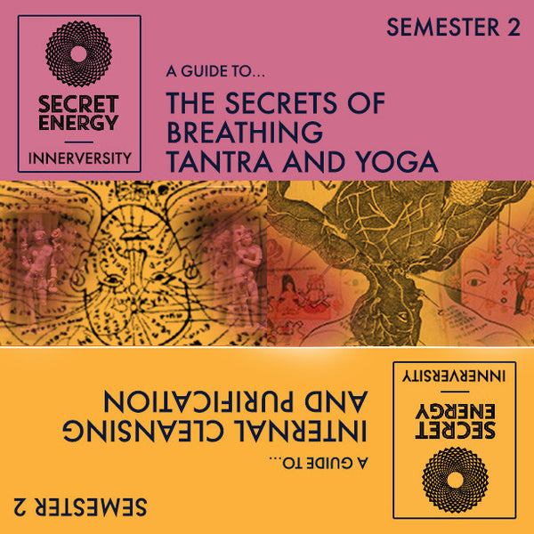 Internal Cleansing & Secrets of Breathing and Tantra S2