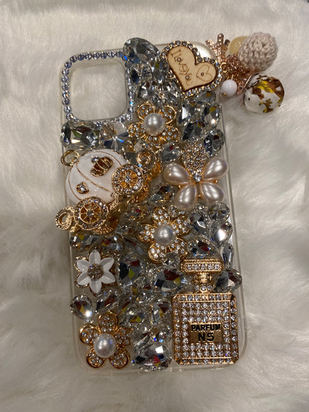 Blinged out  case