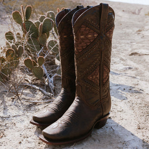 Botas Golden Guns Robin Sierra Choco - Very Vaquero