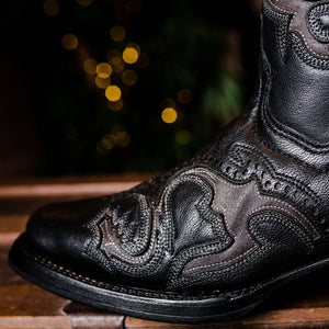 Botas Golden Guns Pier Rush Negro - Very Vaquero
