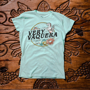 Playera Soy Very Vaquera by Very Vaquero - Very Vaquero