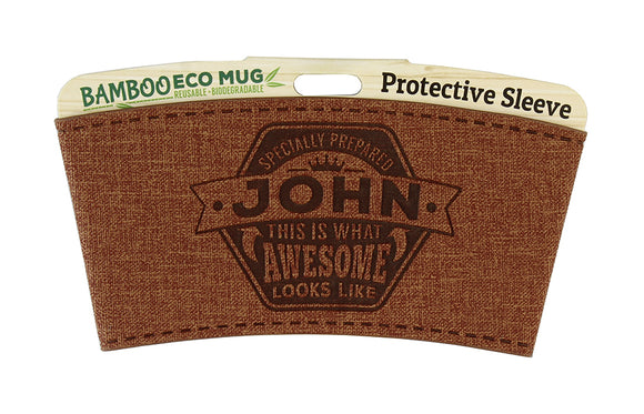 Protective Sleeve, Name Wrap