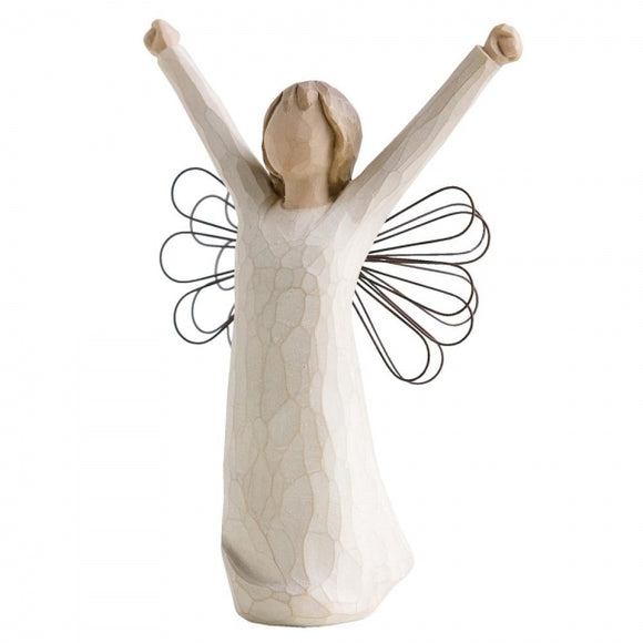 Willow Tree Figurine - Angel of Courage