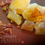 Simply Amber Scent Cake Melt
