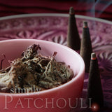 Simply Patchouli Scent Cake Melt
