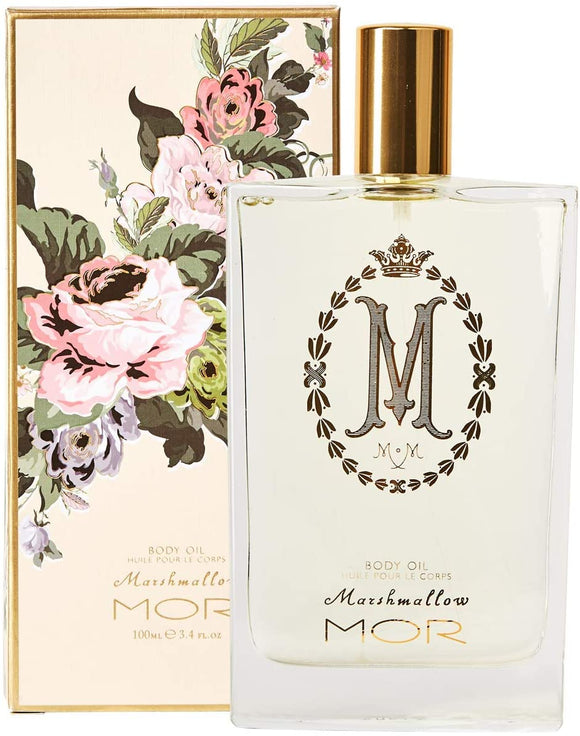 Mor Marshmallow Body Oil