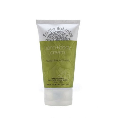 Cucumber & Mint - Nourishing Hand Cream 150ml