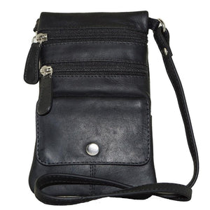 Cenzoni, Leather Phone Bag