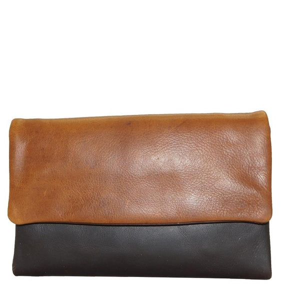 Cenzoni Oil Pull Up Ladies Wallets - ZOPTF01 Brown - Tan