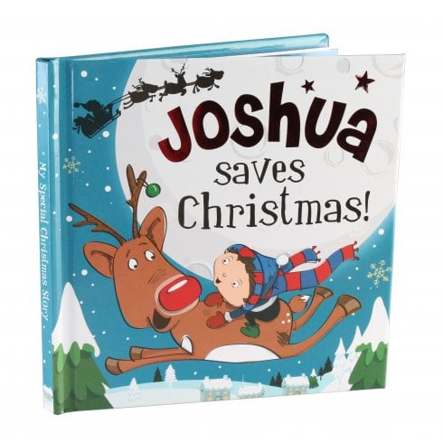 Christmas Storybook - Santa saves Christmas (Joshua)
