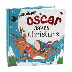 Christmas Storybook - Santa saves Christmas (Oscar)