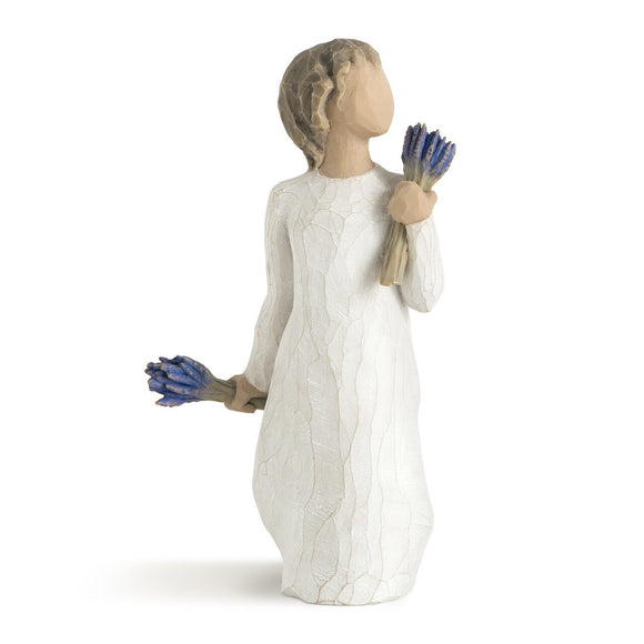 Willow Tree Figurine - Lavender grace