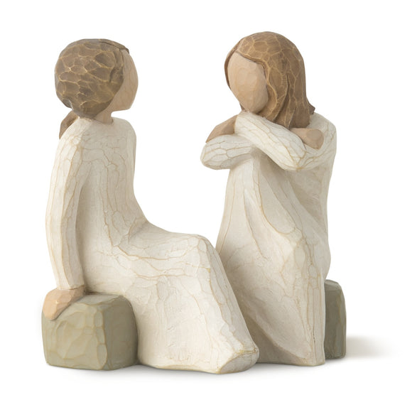 Willow Tree Figurine - Heart and soul