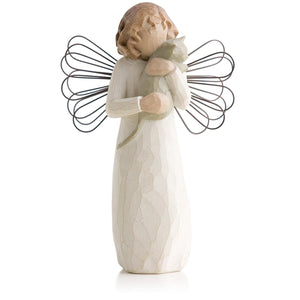 Willow Tree Figurine - Angel of Affection