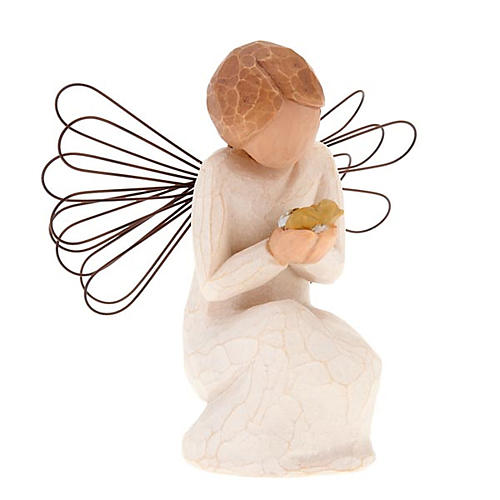 Willow Tree Figurine - Angel of Miracles
