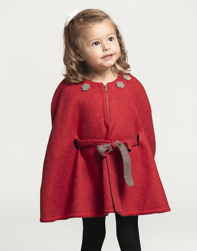 Leonela Reversible Cape