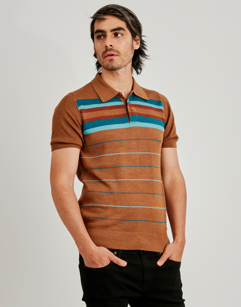 Rio Royal Alpaca Polo Shirt