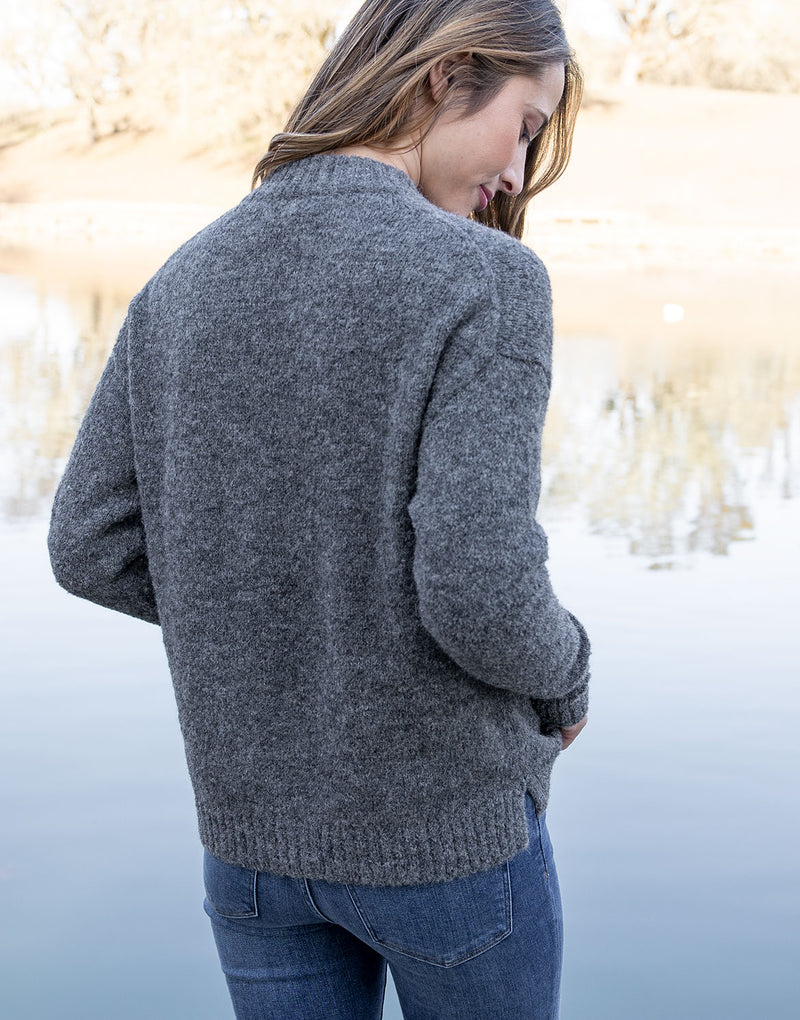 Baby Alpaca Sulay Sweater