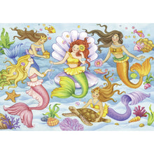 Load image into Gallery viewer, Ravensburger - Queens of the Ocean - 35 Piece Puzzle