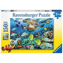 Load image into Gallery viewer, Ravensburger - Underwater Paradise - 150 Piece Puzzle