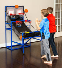 Load image into Gallery viewer, Quad Shootout Basketball Set