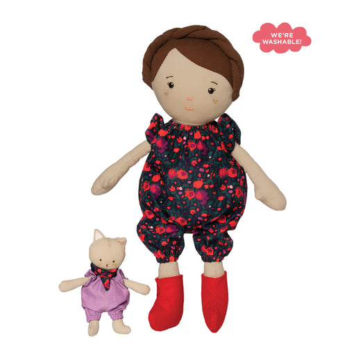 Manhattan Toy - Playdate Friends Soft Doll - Freddie