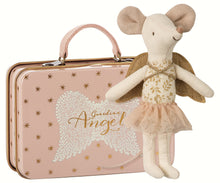 Load image into Gallery viewer, Maileg - Angel Mouse In A Tin - Big Sister