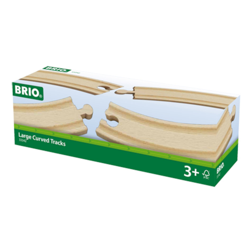 BRIO - Large Curved Tracks