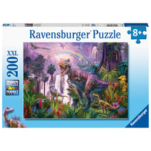 Load image into Gallery viewer, Ravensburger - 200 XXL Puzzle - King of The Dinosaurs