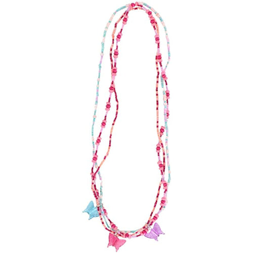 Big Sis Butterfly Bead Necklace