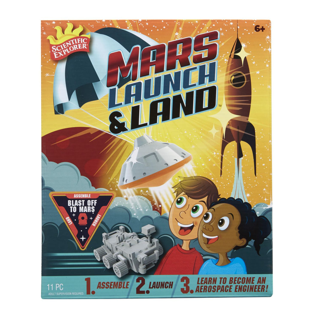 Mars Launch & Land