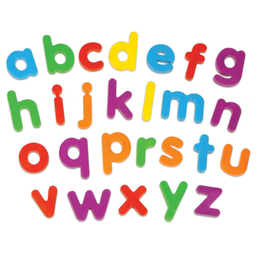 Magnetic Alphabet Jumbo Letters - Lower Case