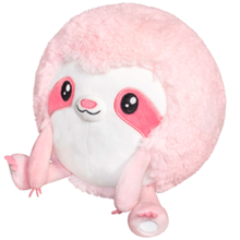 Load image into Gallery viewer, Squishable Mini - Pink Sloth