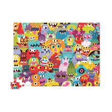 Load image into Gallery viewer, Crocodile Creek - 72-piece Floor Puzzle - Lots of Monsters