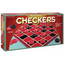 Load image into Gallery viewer, Checkers - Family Classics