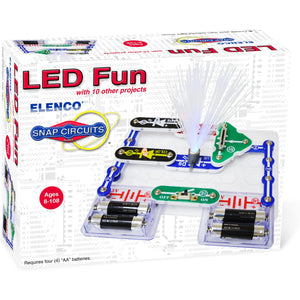 Elenco - Snap Circuits - LED Fun