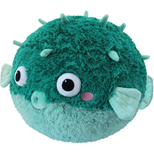 Squishable - Teal Pufferfish