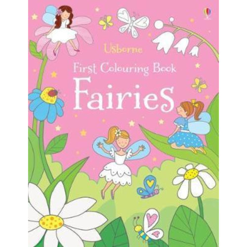 1st Colouring Book - Fairies