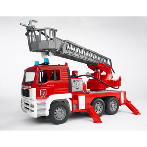 Bruder - MAN Fire Engine with Water Pump with lights and sounds